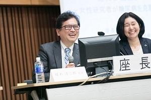 植木 浩二郎 先生、成瀬 桂子 先生