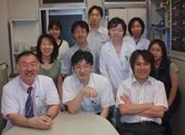 鈴木 佐和子 先生 : 大学院在籍中のラボメンバー
